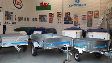 trailer tent suppliers south wales